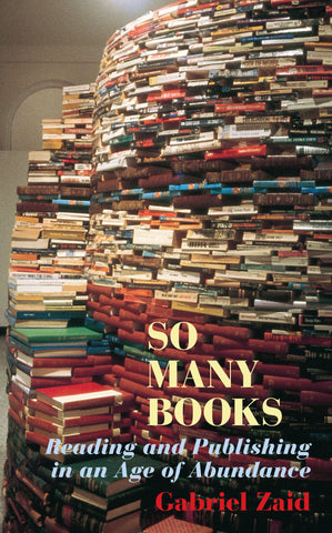 So Many Books