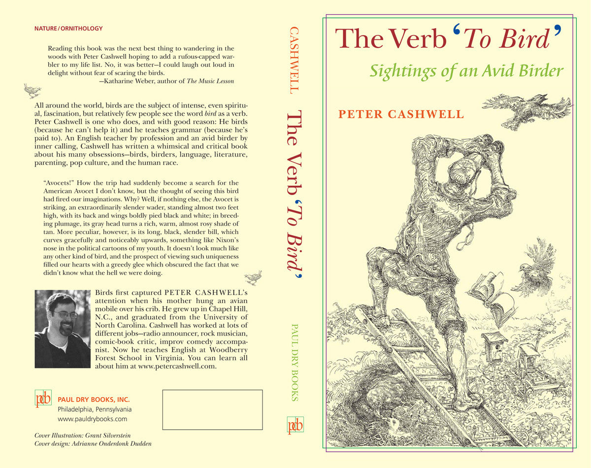 The Verb 'To Bird' | Paul Dry Books, Inc