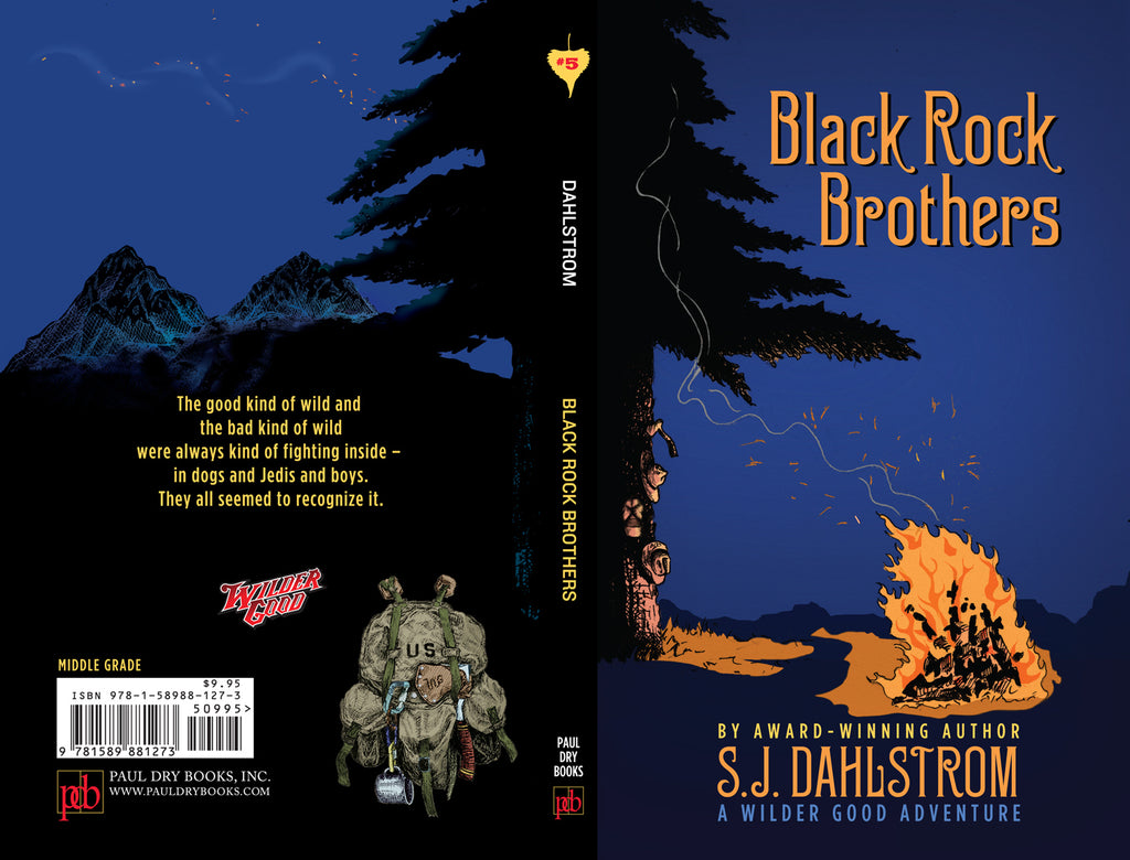 Wilder Good: Black Rock Brothers