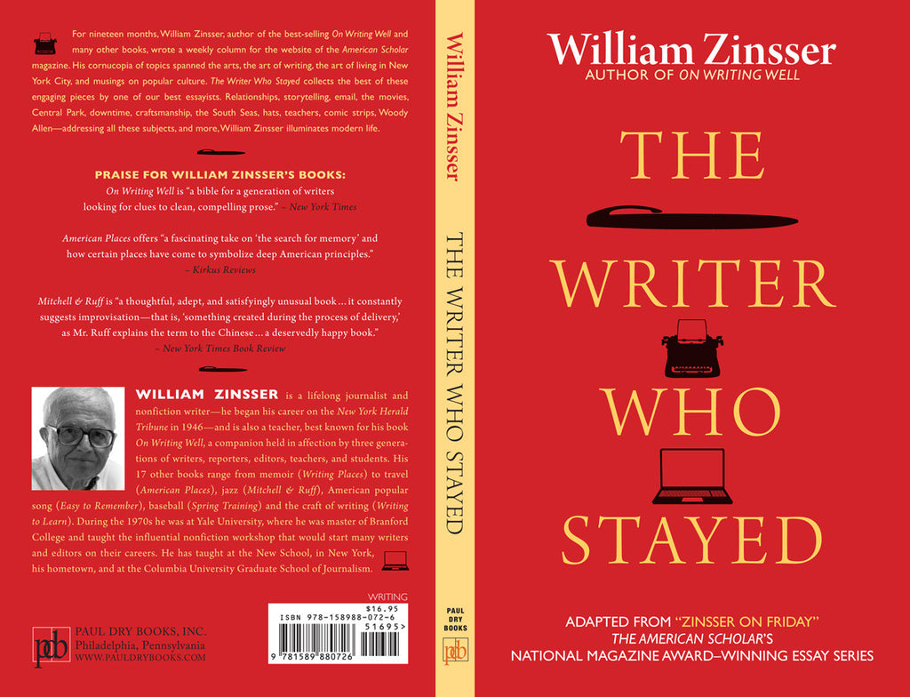 The Writer Who Stayed