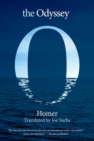 The Odyssey by Homer new translation by Joe Sachs