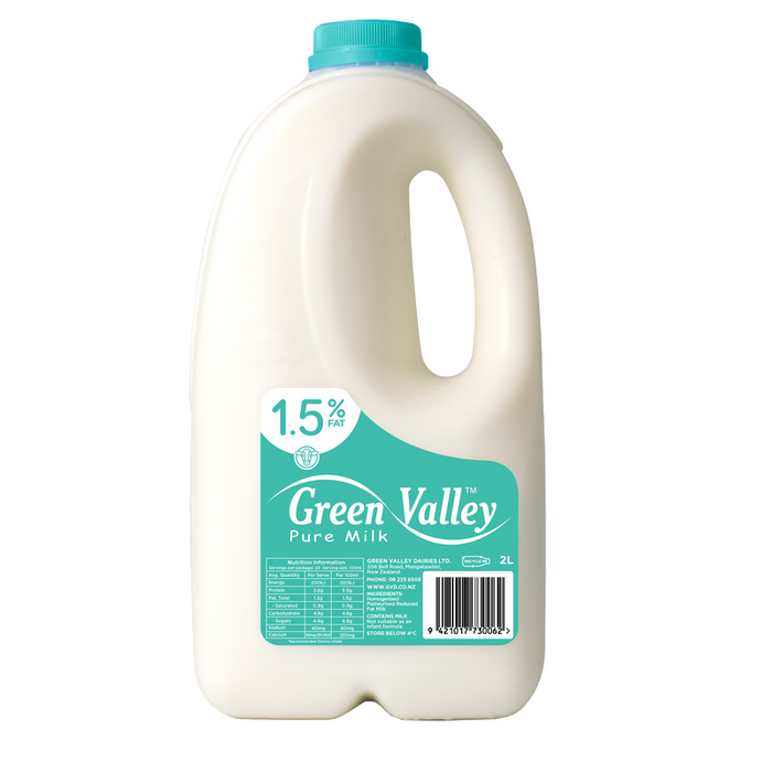 GREEN VALLEY LITE BLUE 2L