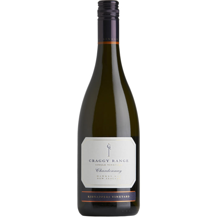 CRAGGY RANGE KIDNAPPERS CHARDONNAY 750ML