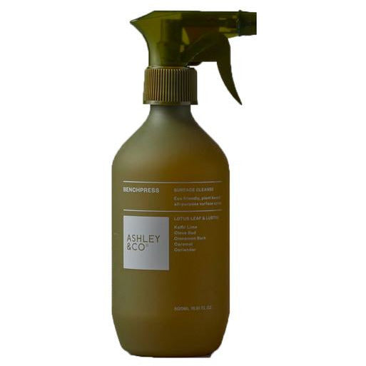 ASHLEY AND CO BENCH PRESS SURFACE CLEANER 500ML