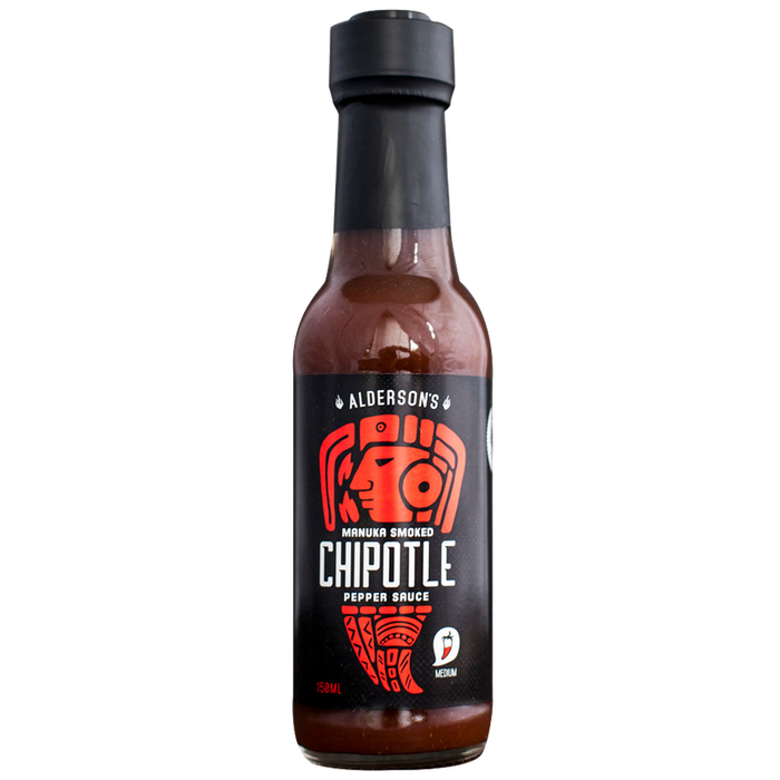 ALDERSONS CHIPOTLE PEPPER SAUCE 150ML