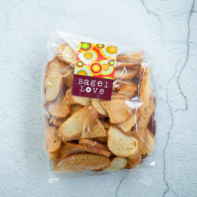 BAGEL LOVE BAGELS CHIPS 200G