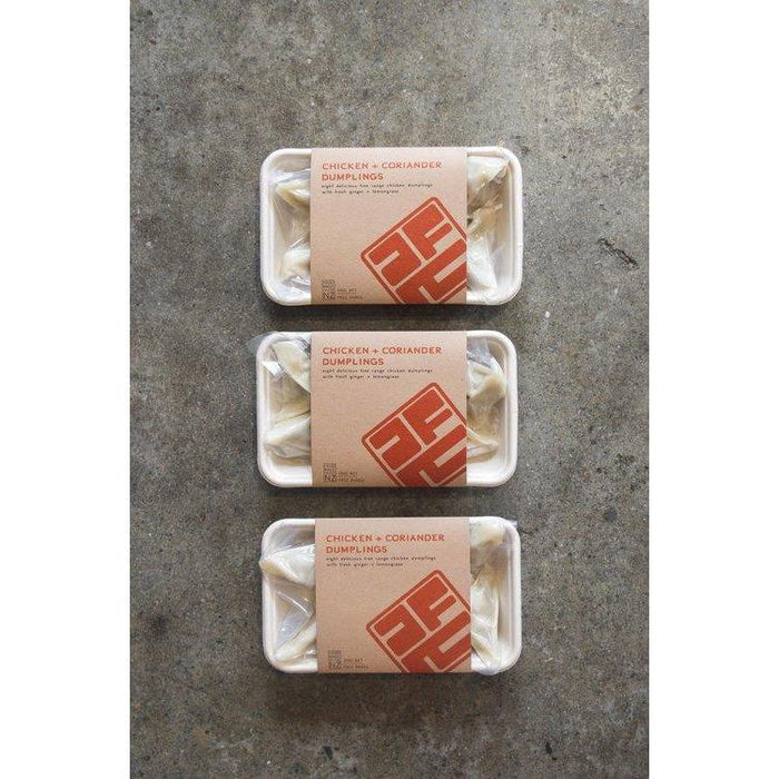ASIAN FOOD CHICKEN DUMPLINGS 8 PACK