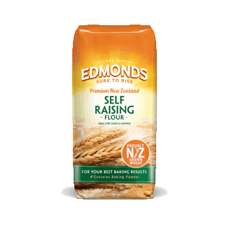 EDMONDS SELF RAISING FLOUR 1KG