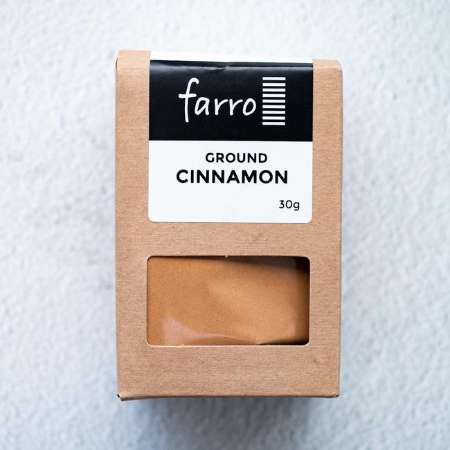 FARRO GROUND CINNAMON 30G