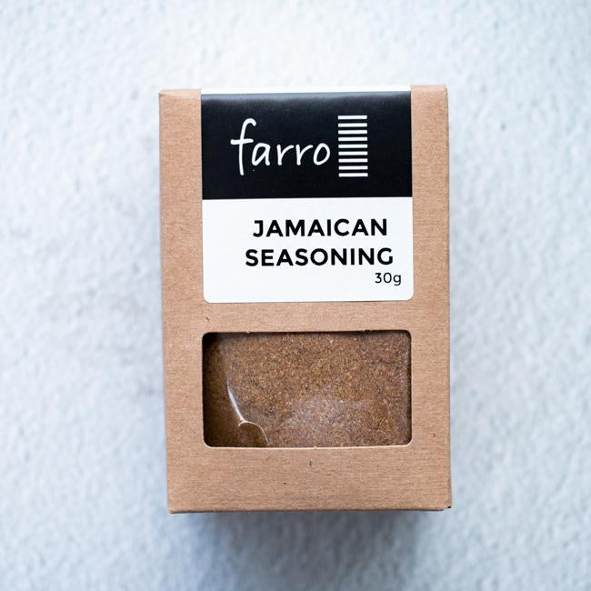 FARRO JAMAICAN SEASONING 30G