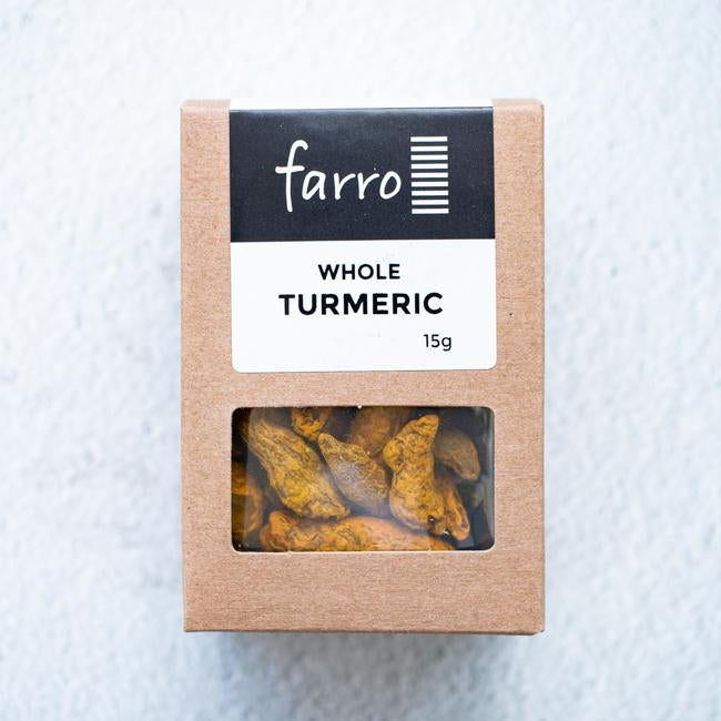 FARRO TURMERIC WHOLE 15G