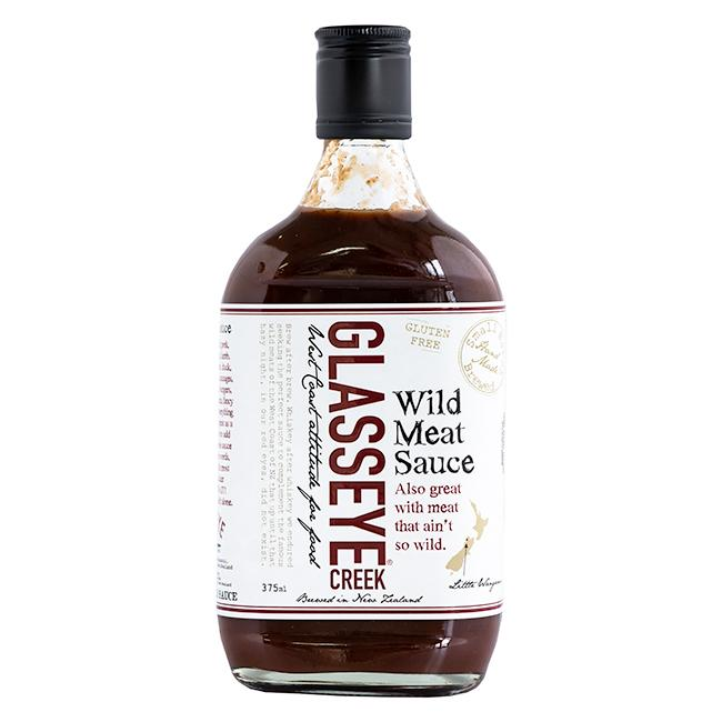 GLASSEYE CREEK MEAT SAUCE 375ML
