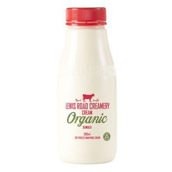 LEWIS ROAD ORGANIC CREAM 300ML