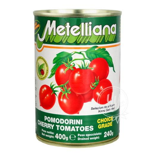 METELLIANA TOMATOES CHERRY 400G