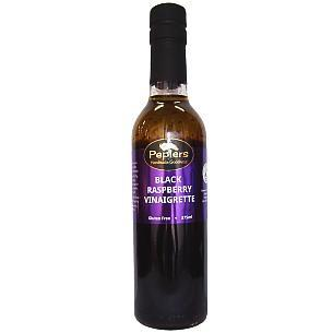 PEPLERS BLACK RASPBERRY VINAIGRETTE 375ML
