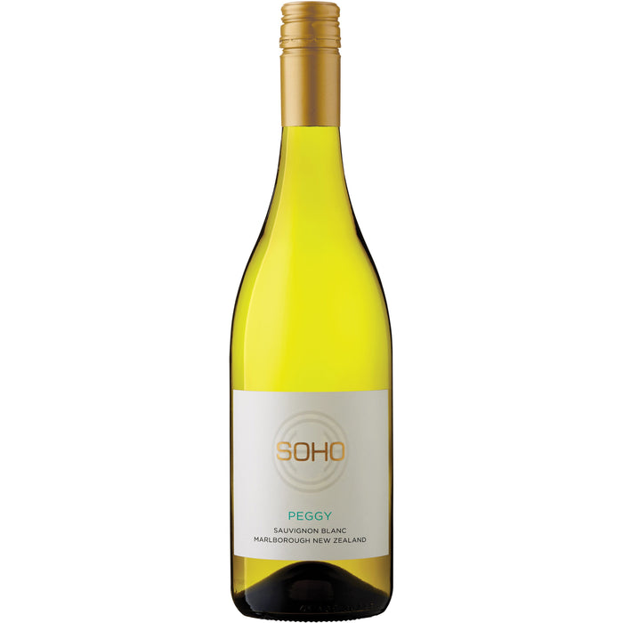SOHO WHITE LABEL PEGGY SAUVIGNON BLANC 750ML
