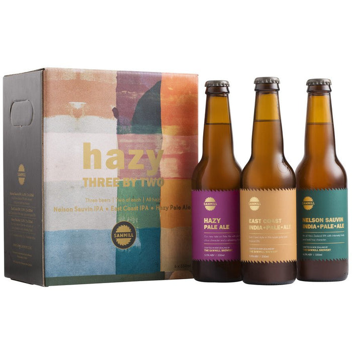 SAWMILL BREWING HAZY MIX 6 PACK
