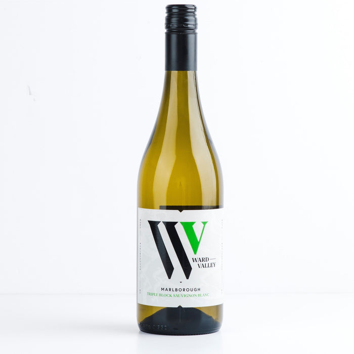 WARD VALLEY TRIPLE BLOCK SAUVIGNON BLANC 750ML