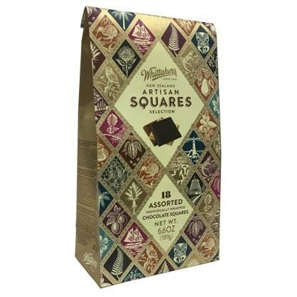 WHITTAKERS ARTISAN SQUARES SELECTION 189G