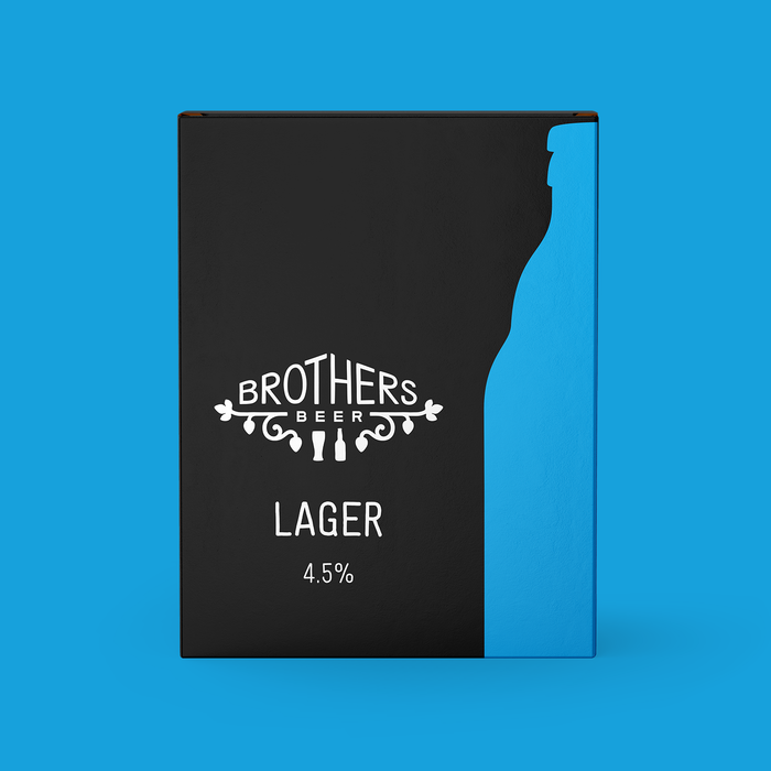 BROTHERS LAGER 6 PACK