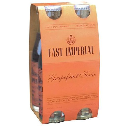 EAST IMPERIAL GRAPEFRUIT TONIC 4 PACK