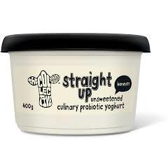 COLLECTIVE STRAIGHT UP 400G
