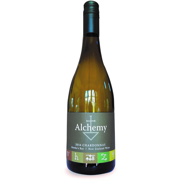 ALCHEMY CHARDONNAY 750ML