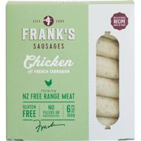 FRANKS CHICKEN TARRAGON 300G