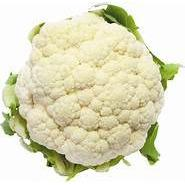 CAULIFLOWER WHOLE EACH