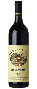 2016 Diamond Creek Cabernet Sauvignon Red Rock Terrace