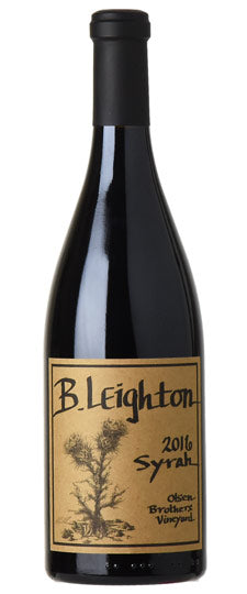 2016 B Leighton Olsen Brothers Vineyard