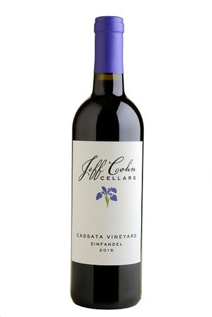 2016 Jeff Cohn Cellars Zinfandel Cassata Vineyard