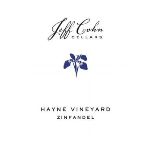 2013 Jeff Cohn Cellars Zinfandel Hayne Vineyard