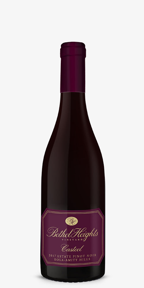 2017 Bethel Heights Pinot Noir Casteel