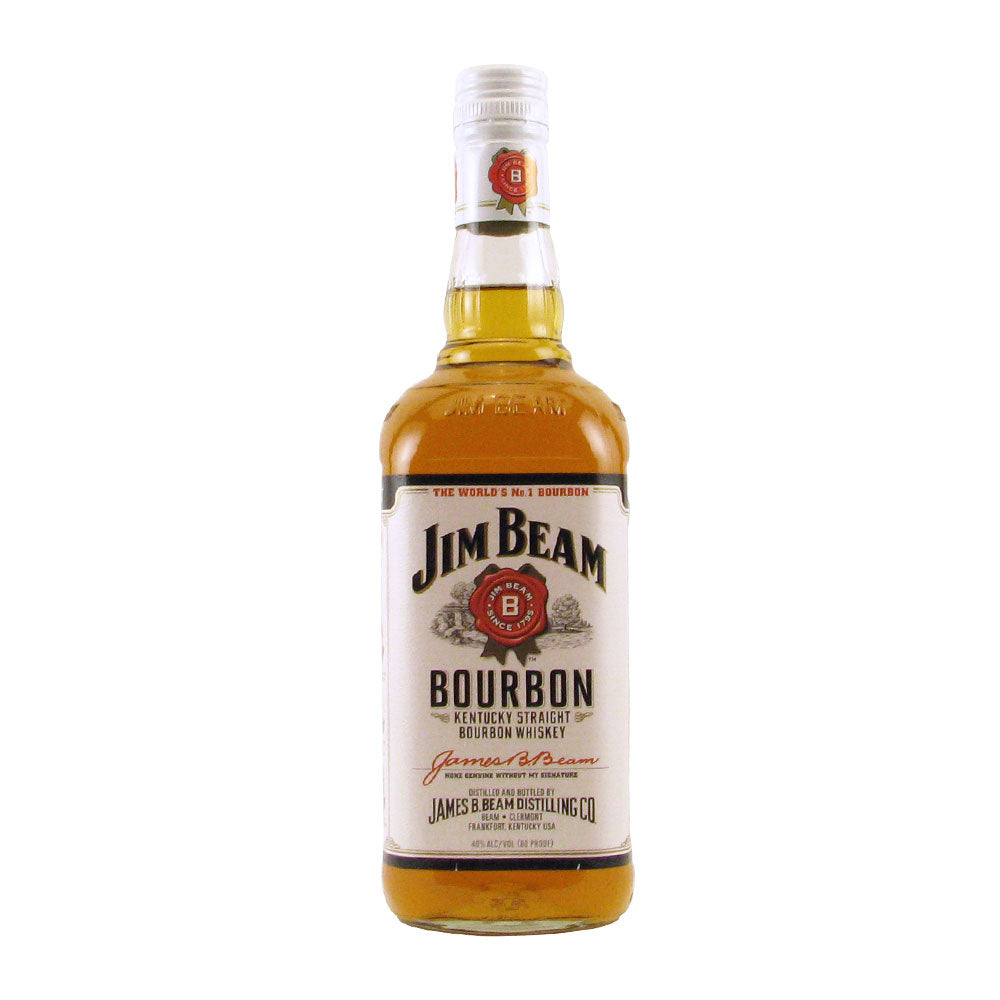 Jim Beam Bourbon (750ml)