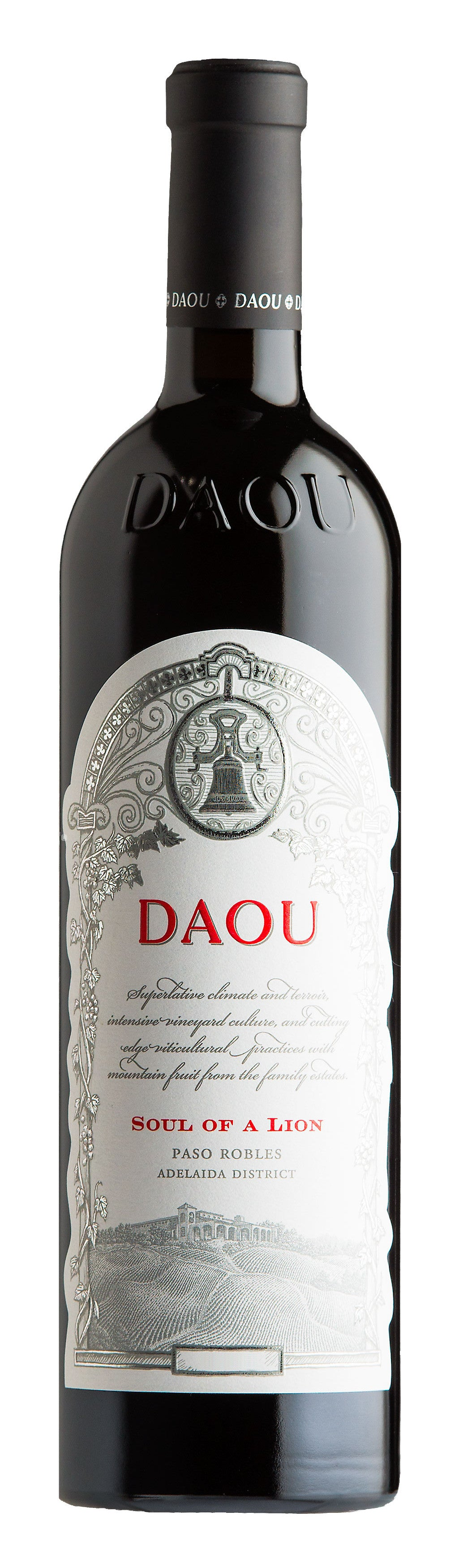 2016 DAOU Vineyards Soul Of A Lion
