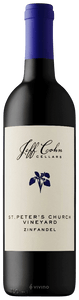 2016 Jeff Cohn Cellars Zinfandel St. Peter's Church Vineyard