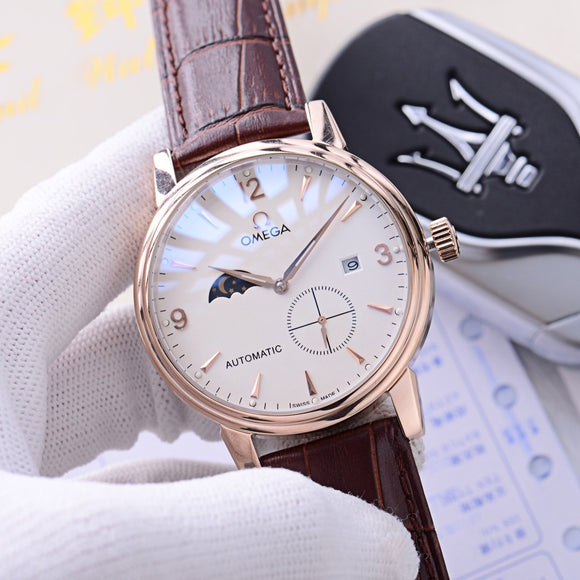 OA Top Luxury brand butterfly Series boutique men's luminous watch