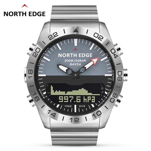 Dive Sports Digital Watch