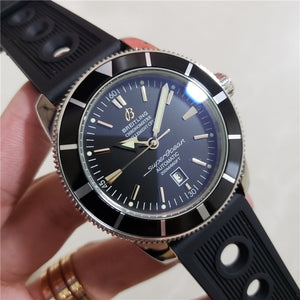 Stainless Steel Strap Automatic Watch