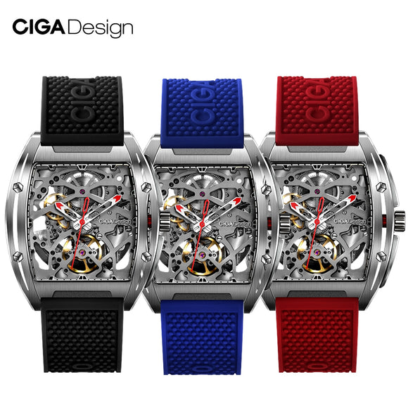 Double-Sided Hollow Automatic Watch