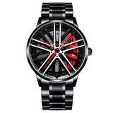 Car Wheel Watch