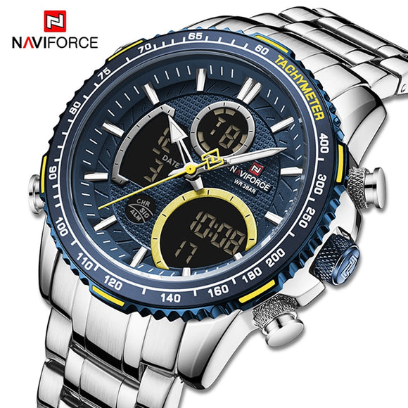 Chronograph Quartz Wristwatch