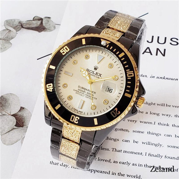 Men Custom Design Watch