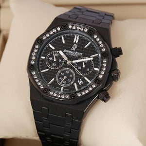 Analog Watch Men Stainless Steel Watch