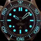Strong Luminous Hands Mens Wrist watch