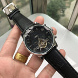 Double-sided Hollow Tourbillon Mechanical Watch