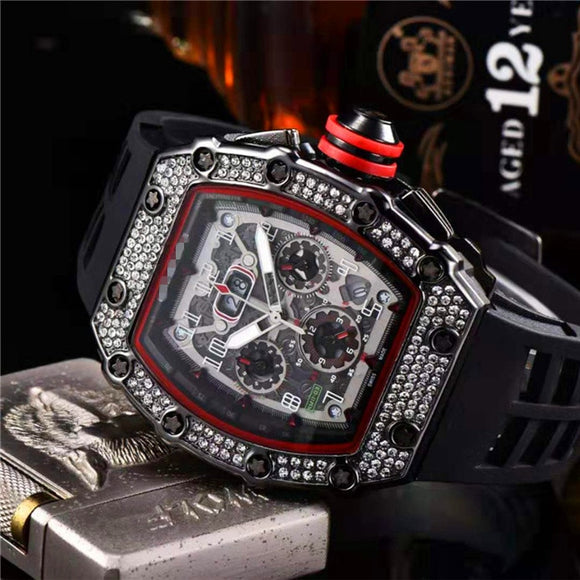 Men Luxury Automatic Wristwatch