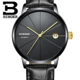 Switzerland BINGER Mens Watch