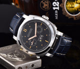 Black Case Automatic Watch